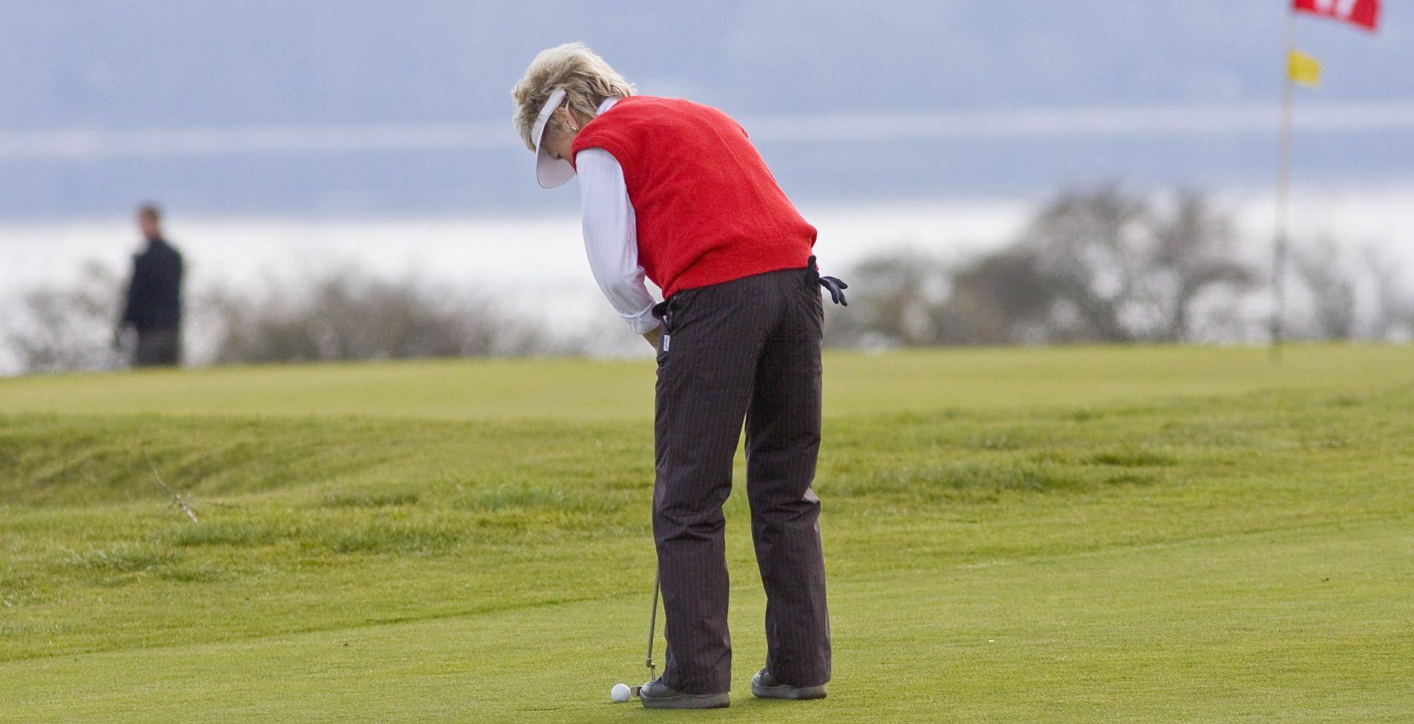 På golftur i Sønderborg-området