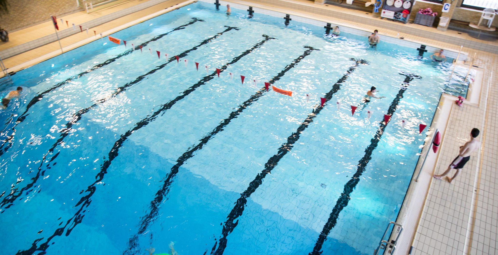 Humlehøj Swimming Hall