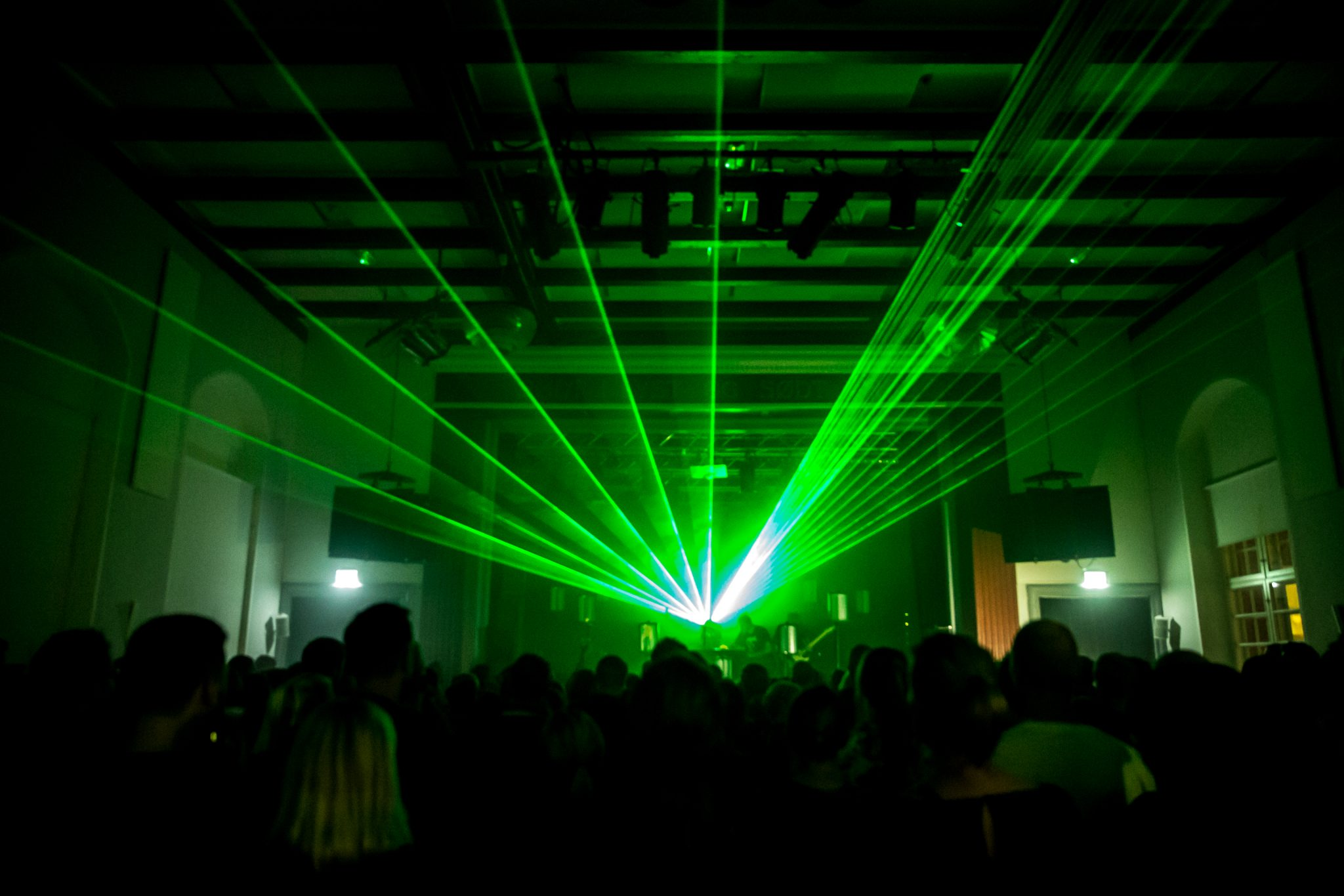 Disco at Sønderborghus