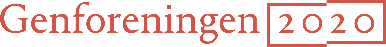 Genforeningen 2020 logo