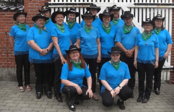 Linedance in Augustenborg
