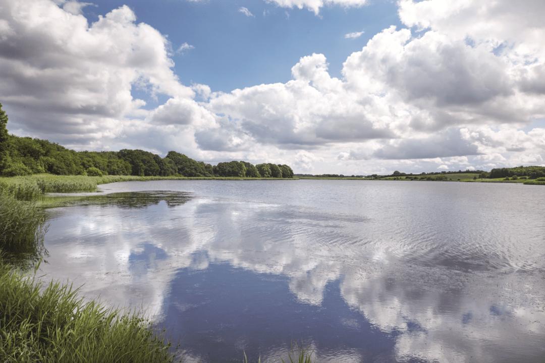 Mjels sø