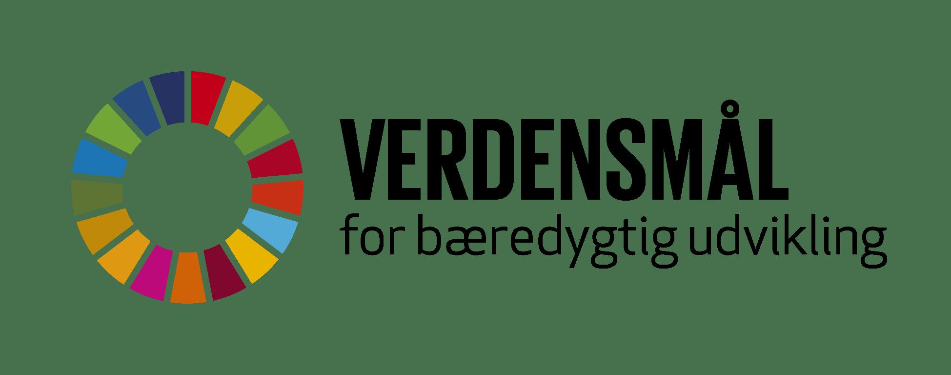 Verdensmål logo