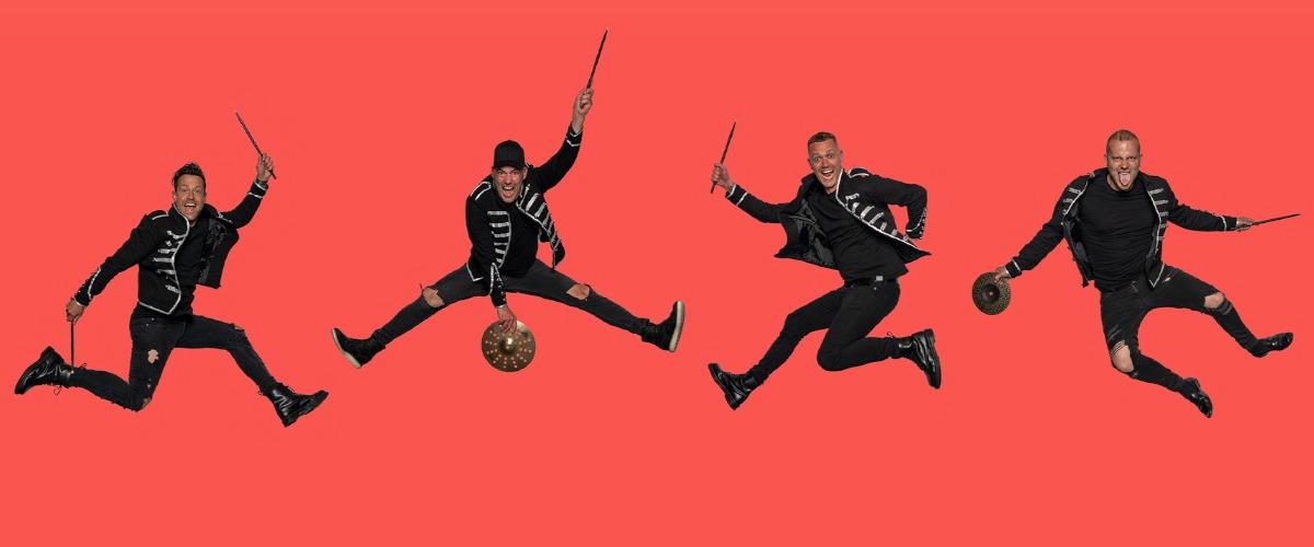 copenhagen drummers på sønderborg teater