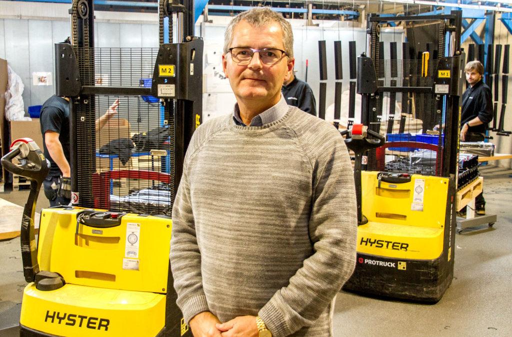 Jobcenter Sønderborg er LINAK Profiles' foretrukne rekrutteringspartner