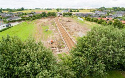 31 byggegrunde i Vester Sottrup er i udbud
